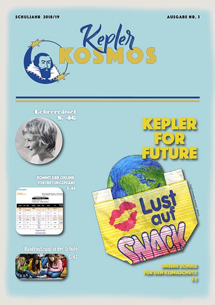 Kepler Kosmos 3 2018 19B